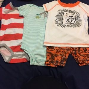 Lot of 12-18 month baby boy clothes